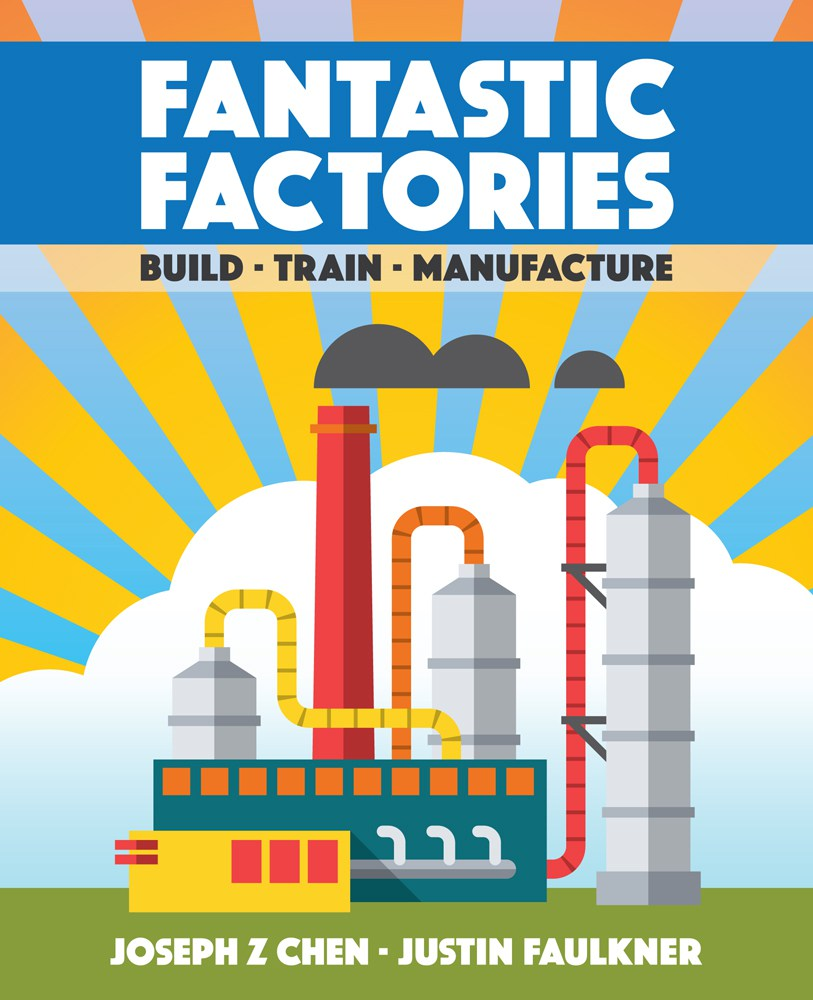 Fantastic Factories cover