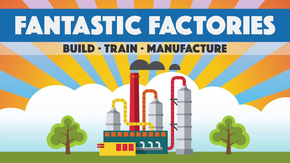 Fantastic Factories banner