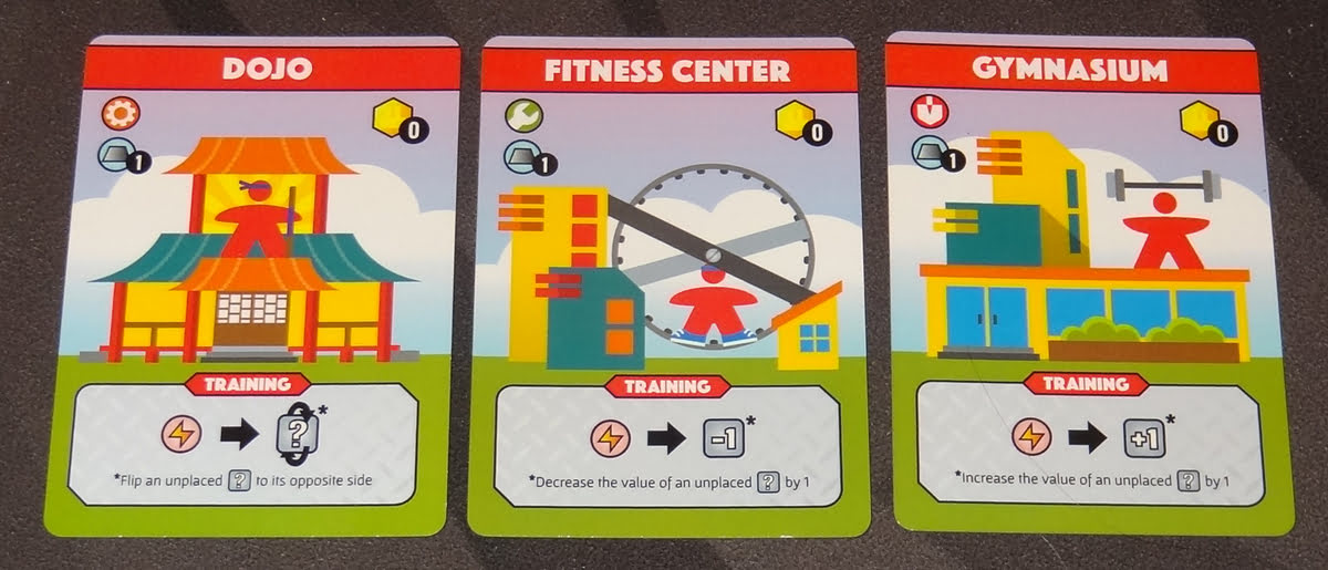 Fantastic Factories training cards