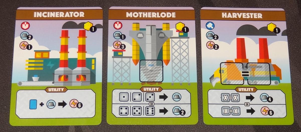 Fantastic Factories utility buildings