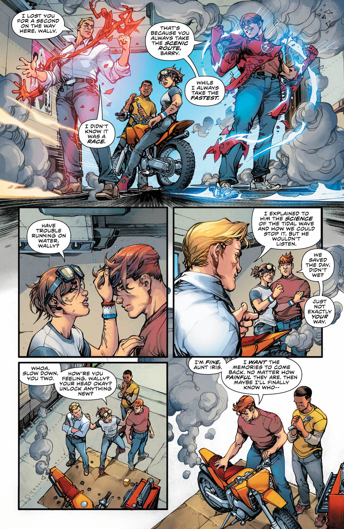 Flash #47 page 4