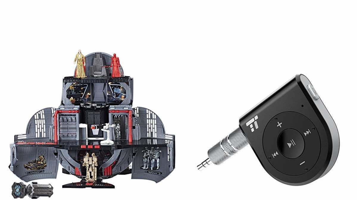 Geek Daily Deals 050518 star wars playset bluetooth dongle
