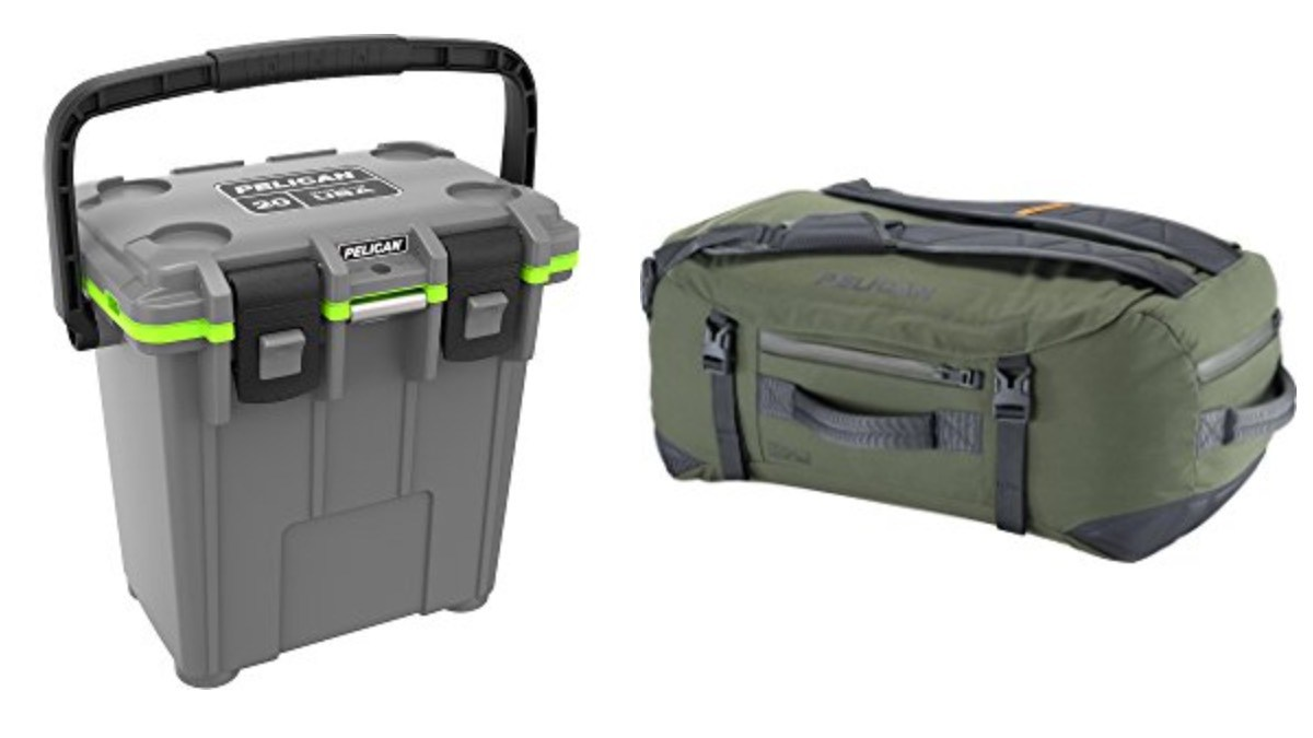 Geek Daily Deals 052617 pelican coolers and bags