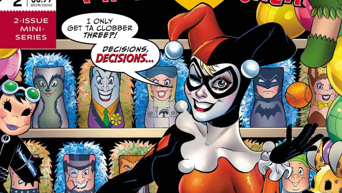 Harley Loves Joker #2 cover