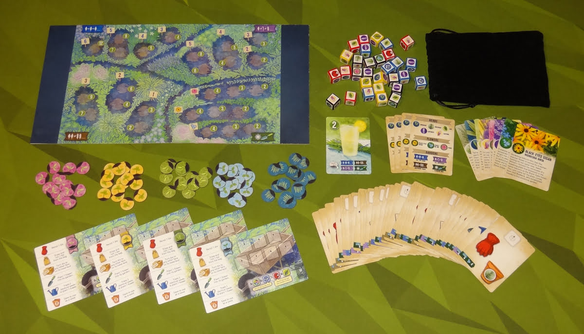 Herbaceous Sprouts components