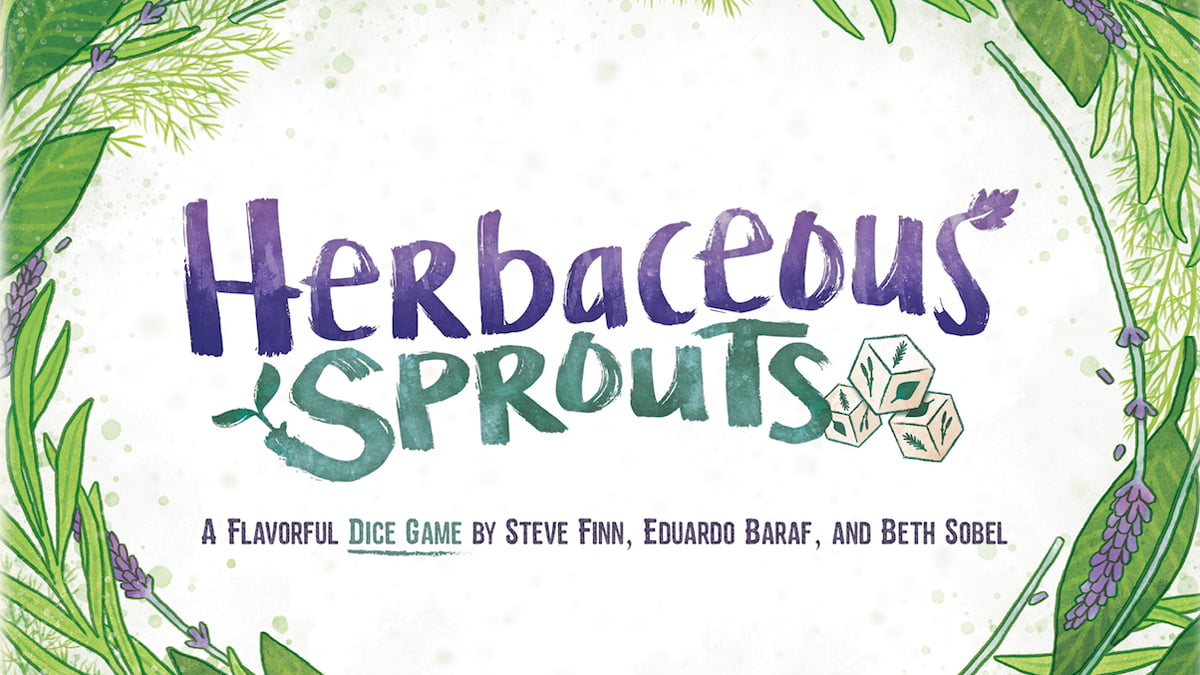 Herbaceous Sprouts logo