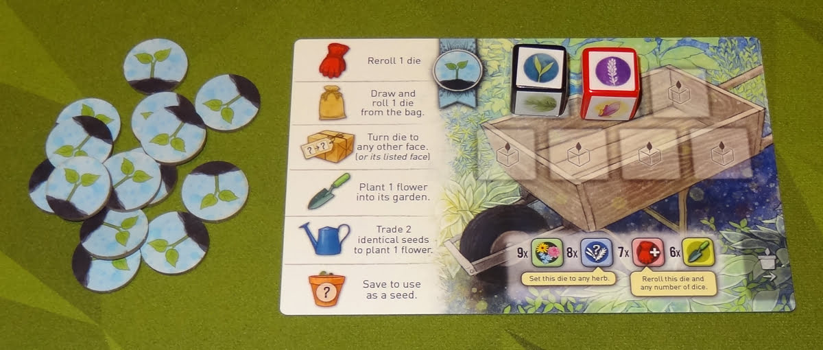 Herbaceous Sprouts player setup