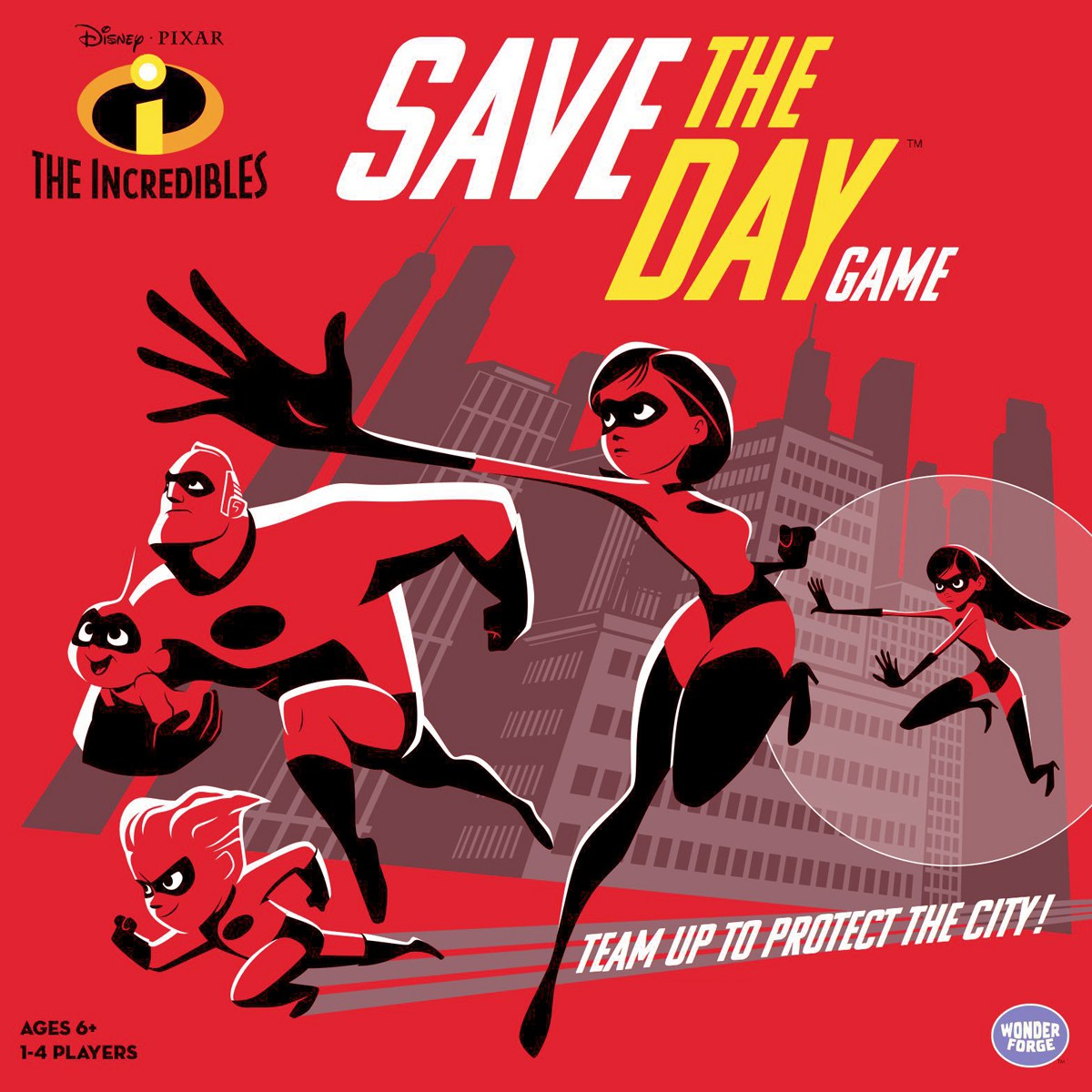 The Incredibles: Save the Day cover