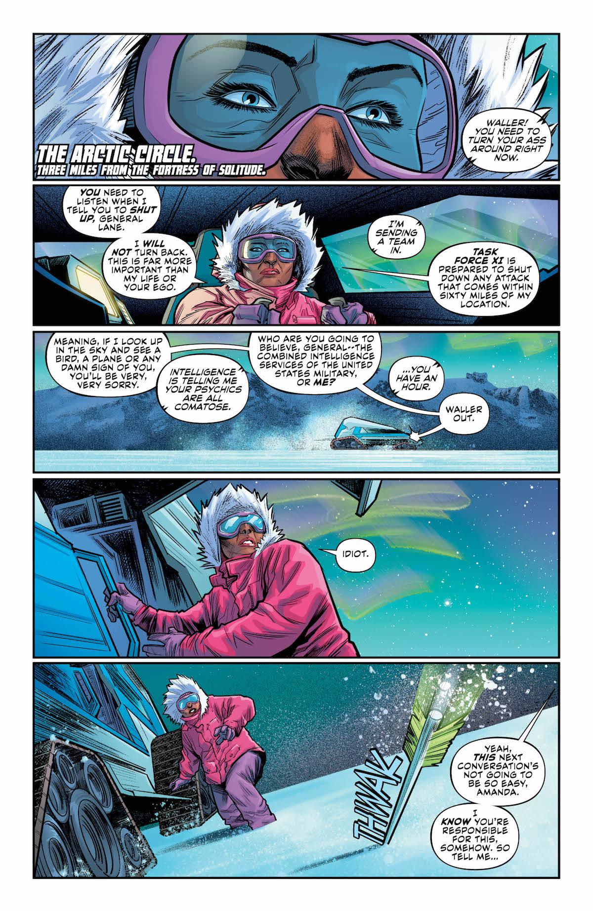 Justice League: No Justice #2 page 1