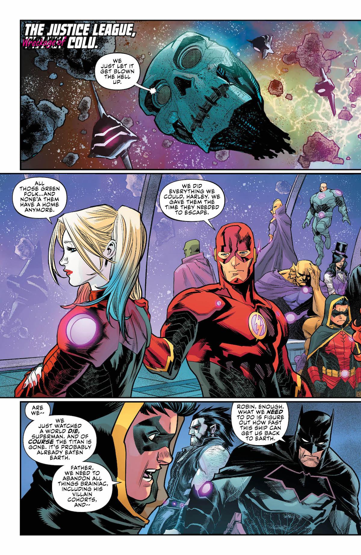 Justice League No Justice #4 page 4