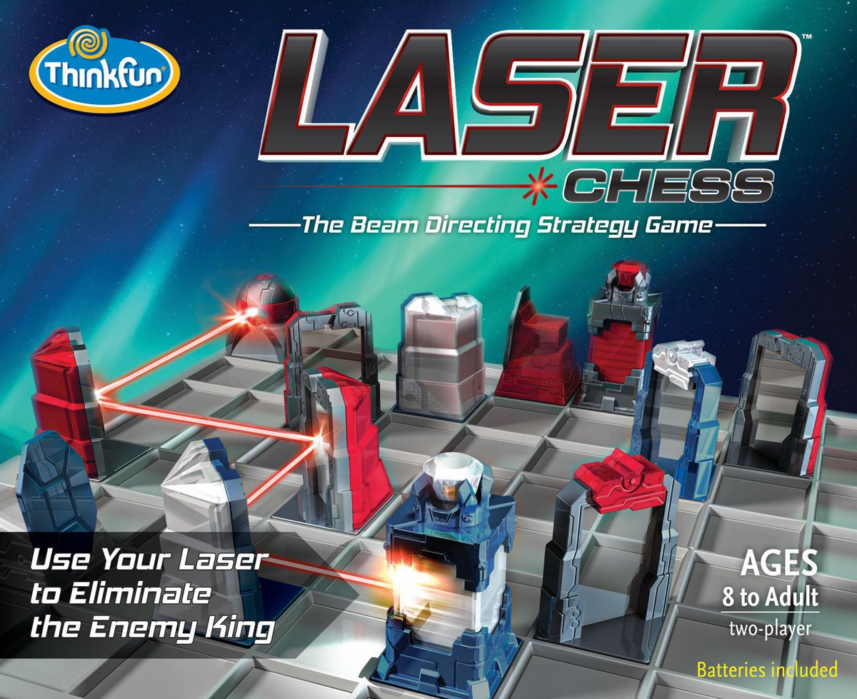 Laser Chess cover