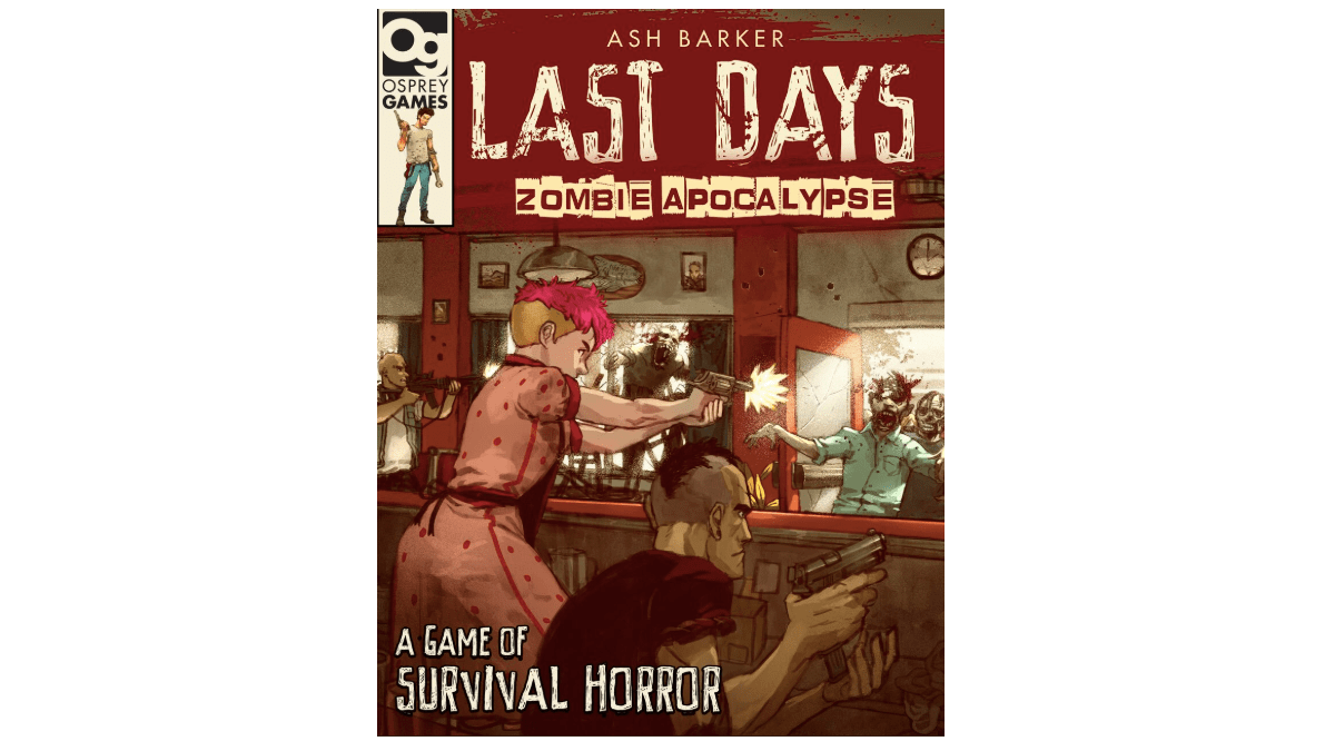 Last Days Cover