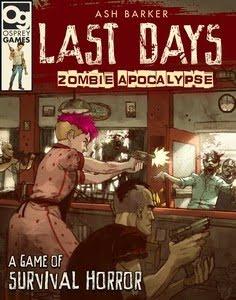 Last Days Zombie Apocalypse