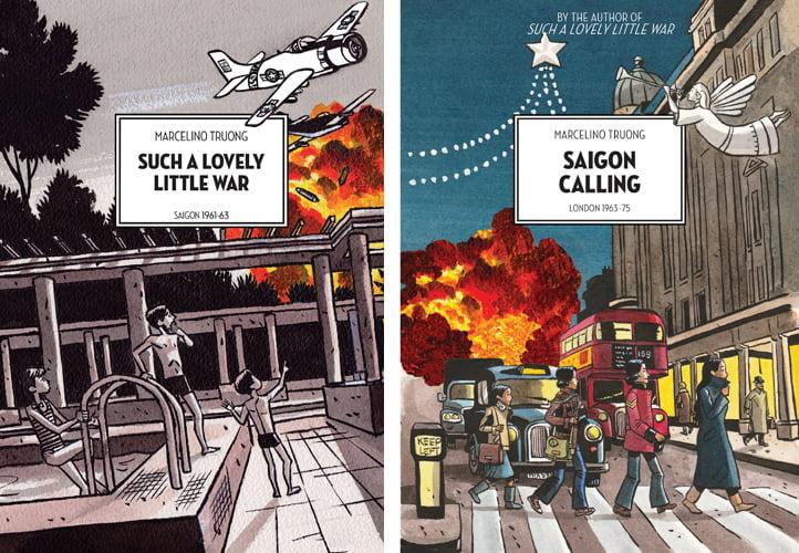 Such a Lovely Little War and Saigon Calling