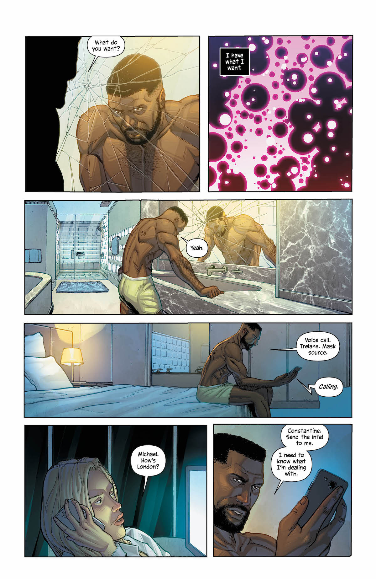 Michael Cray #7 page 6