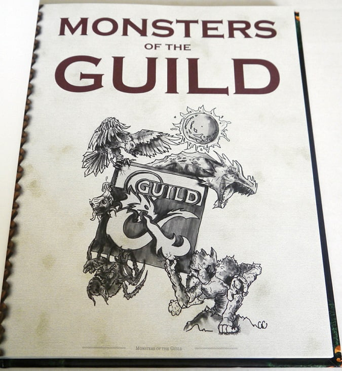 d&d monsters
