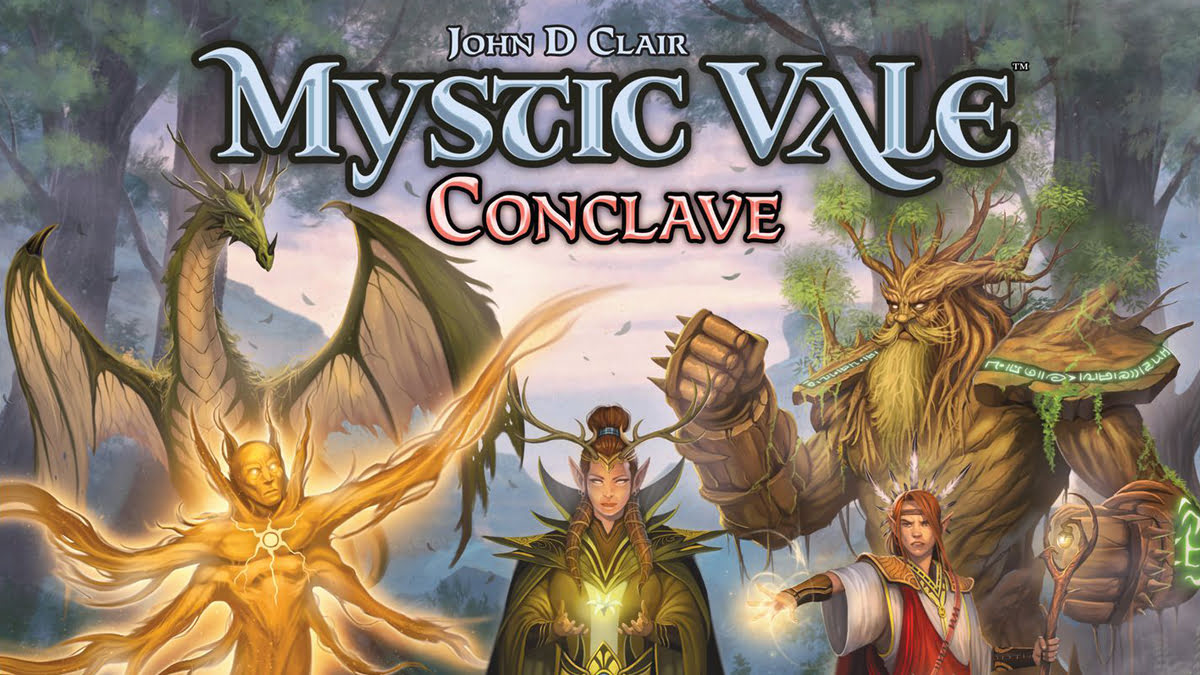 Mystic Vale: Conclave box cover