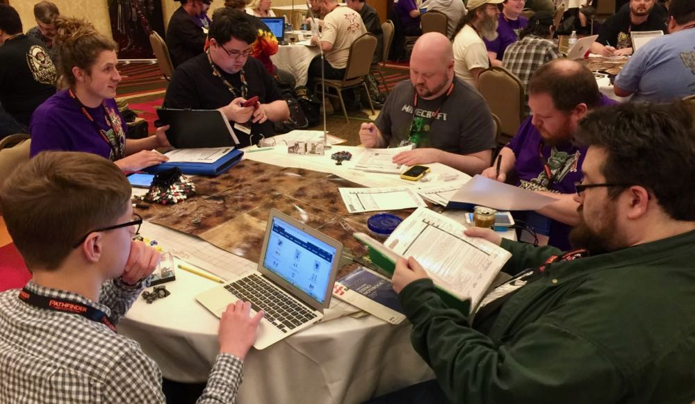 The PaizoCon 2018 Pathfinder Society Special