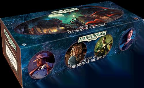 Arkham Horror The Card Game Return Zealot