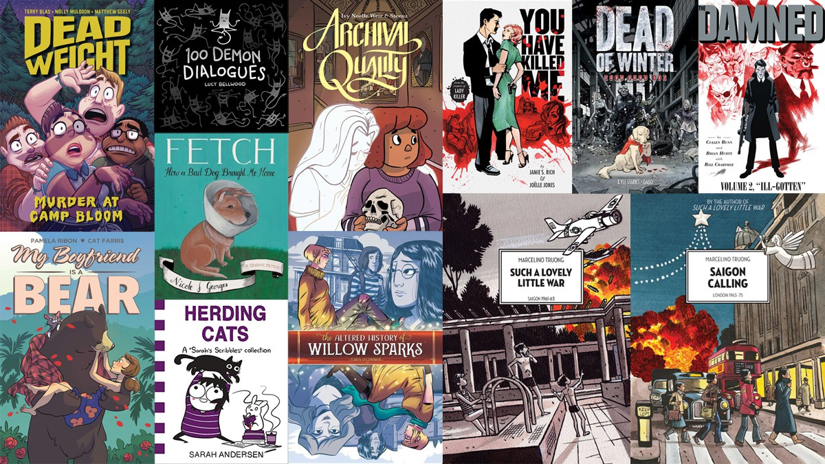 Stack Overflow: Comics for Teens and Adults