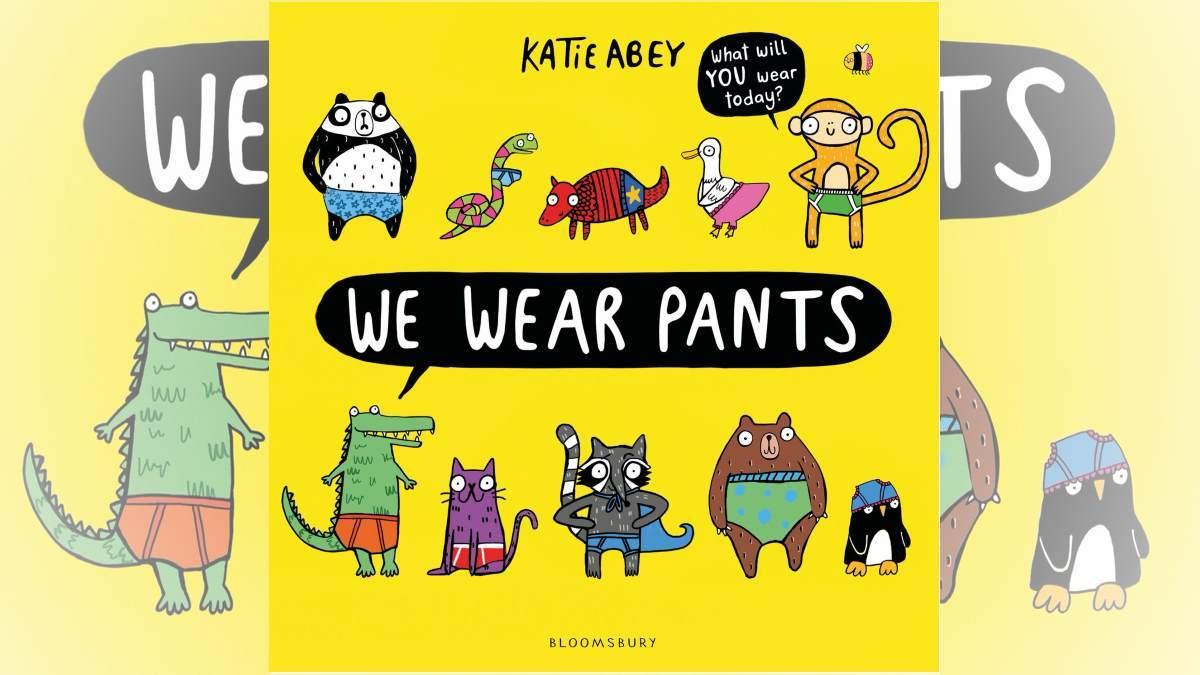 Word Wednesday Pants
