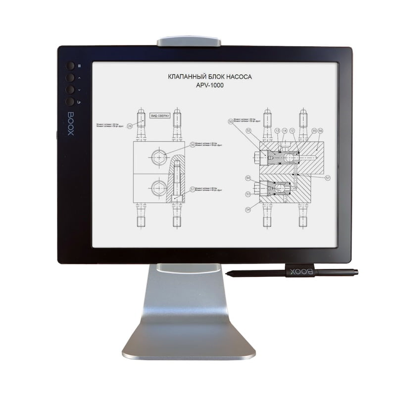 Max2 e-reader