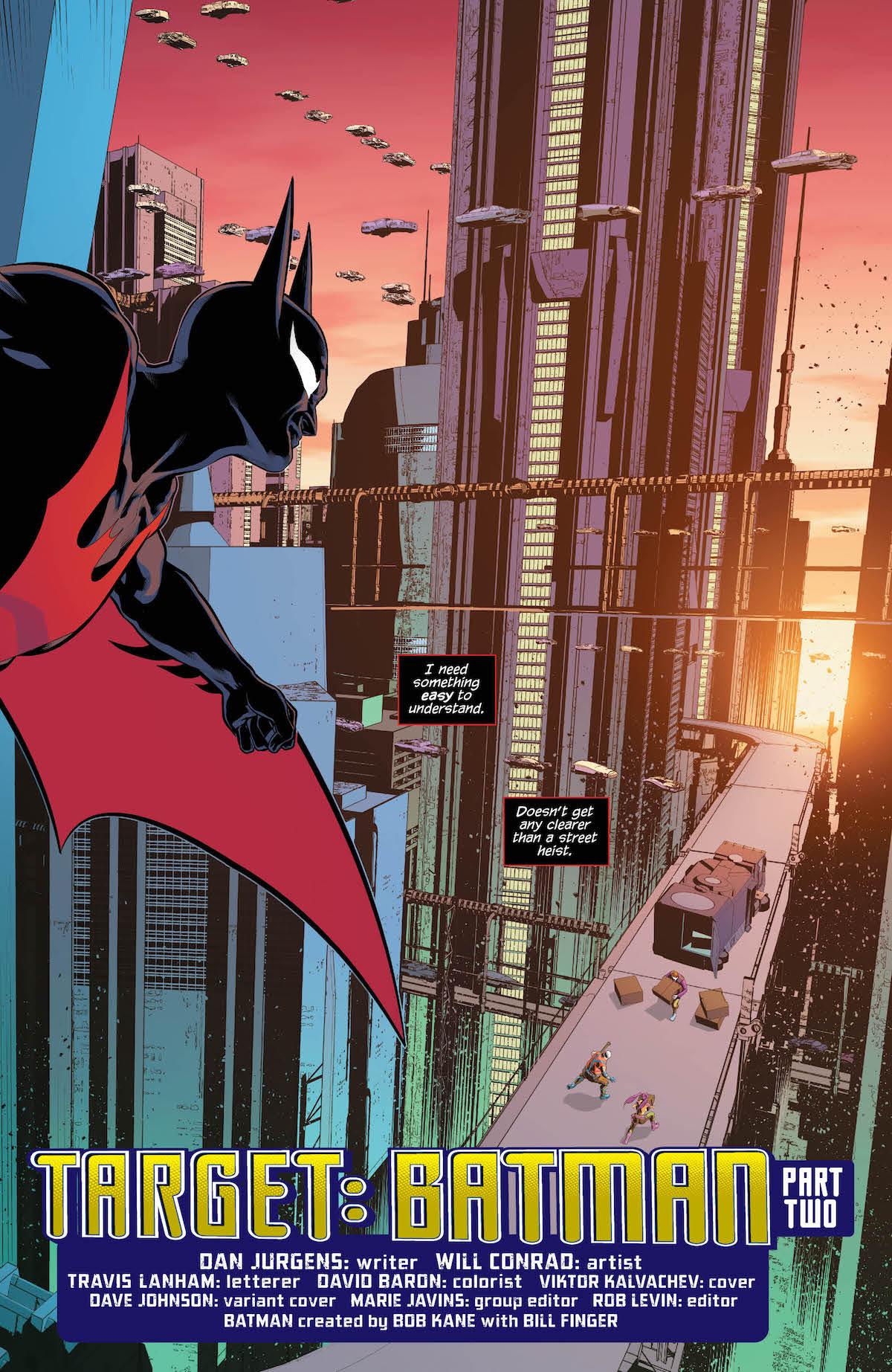 Batman Beyond #21 page 3