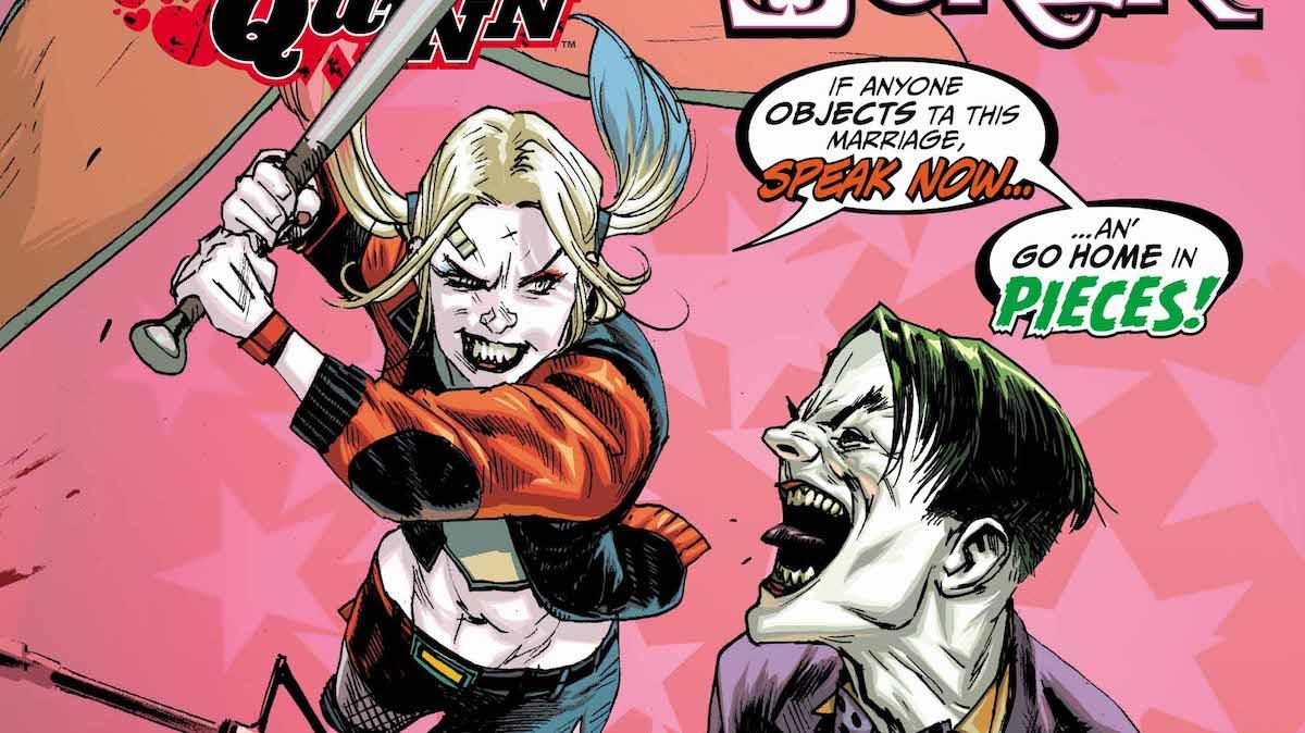 Batman Prelude to the Wedding Harley Quinn Vs. the Joker