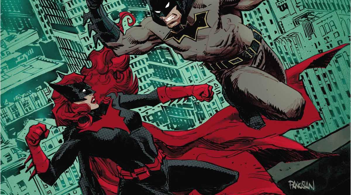 Batwoman #16 cover