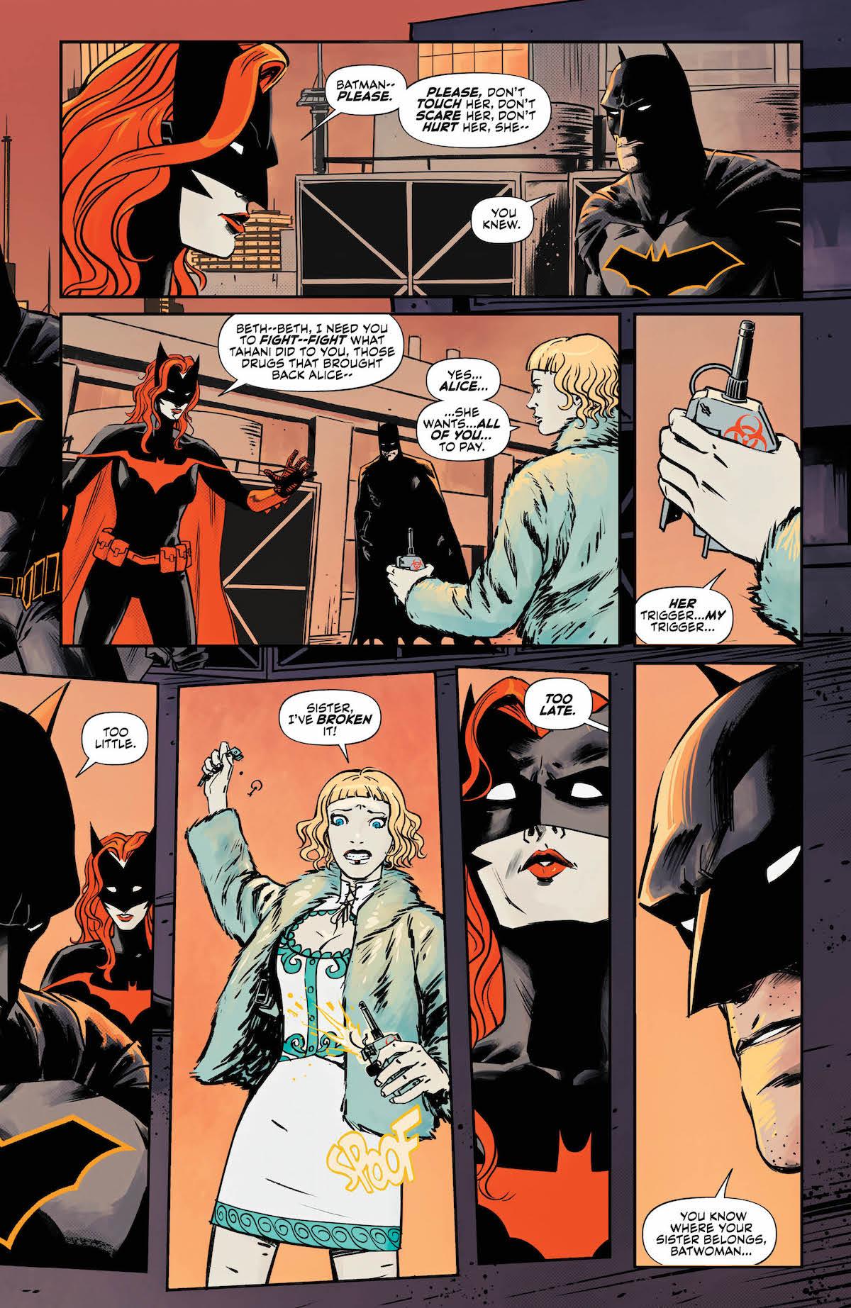 Batwoman #16 page 3