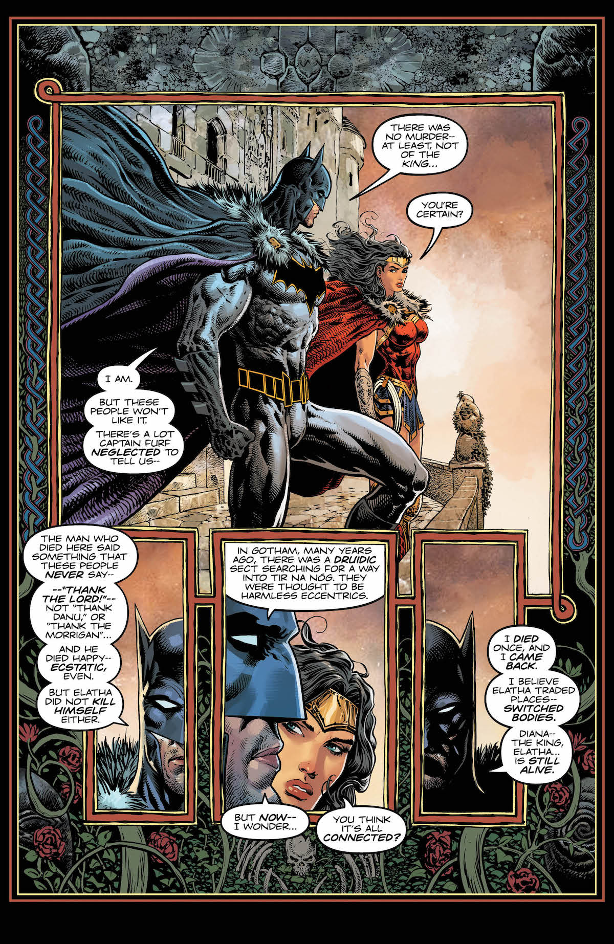 Brave and the Bold: Batman and Wonder Woman #5 page 5