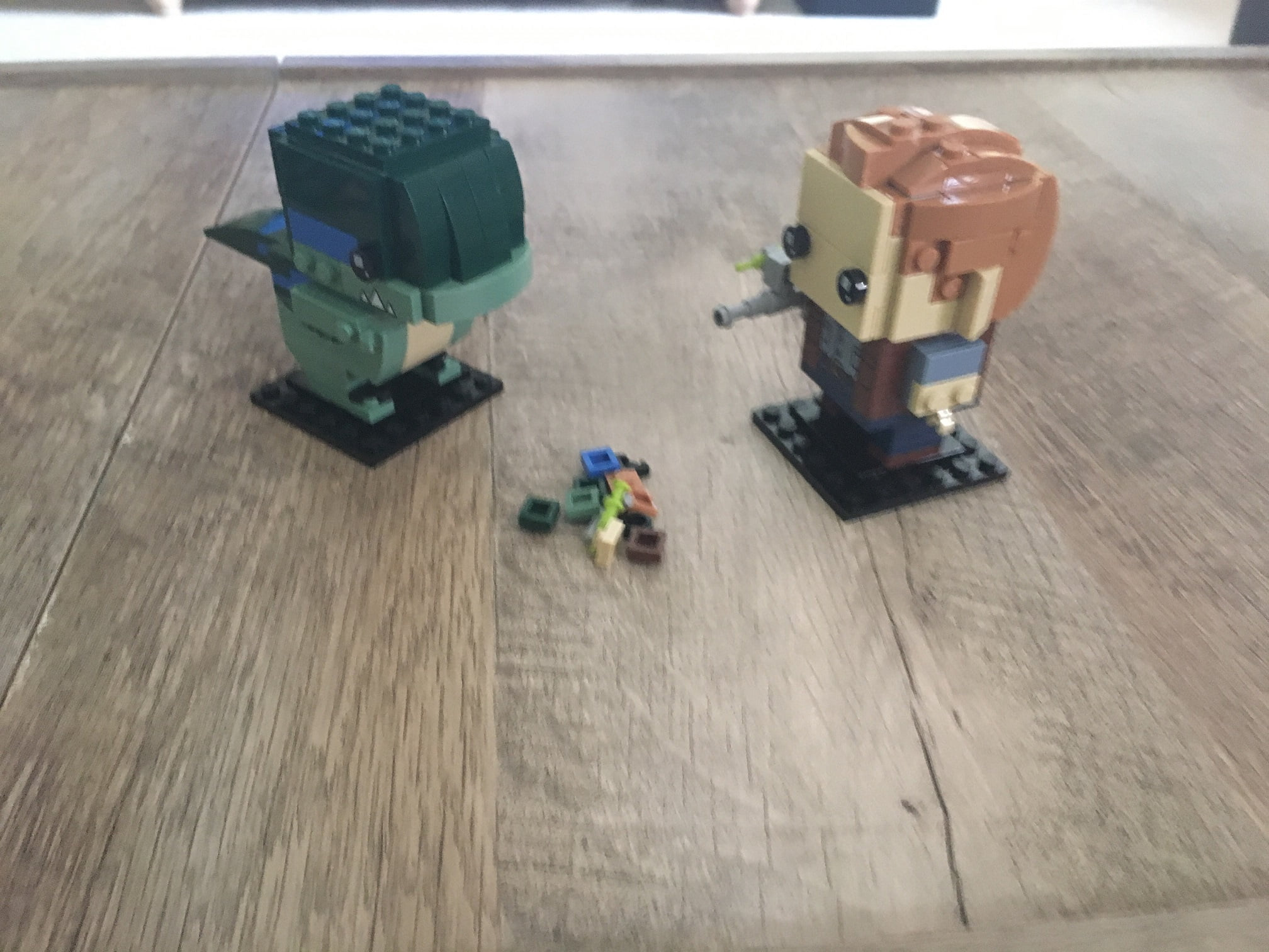 JP Brickheads Build