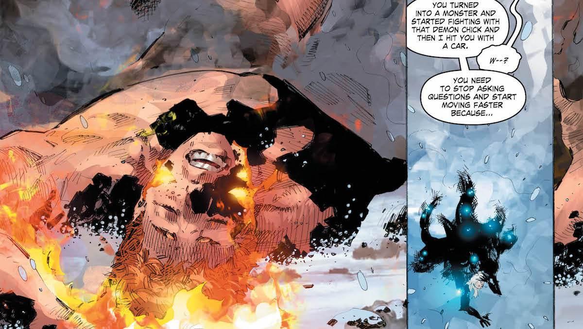 Curse of Brimstone #1 page 1