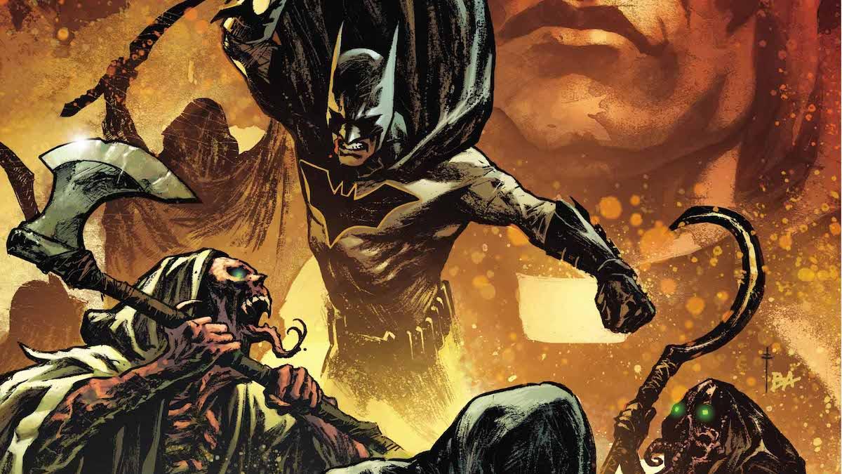 Detective Comics #982 cover