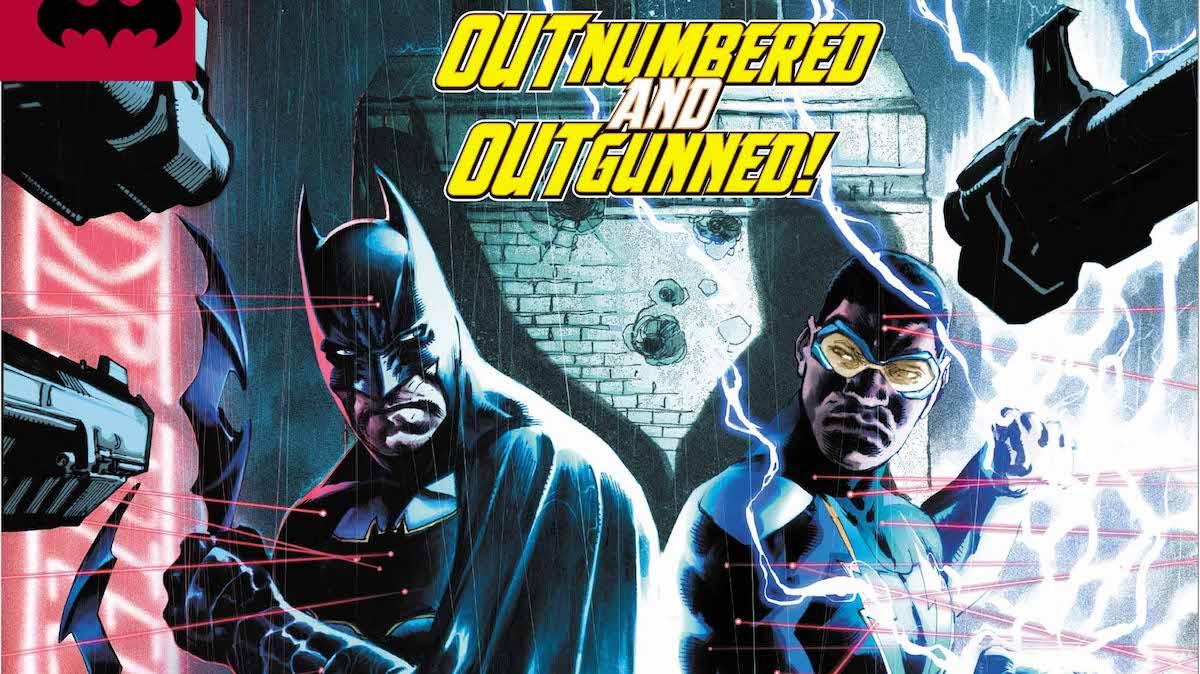 Detective Comics #983 cover