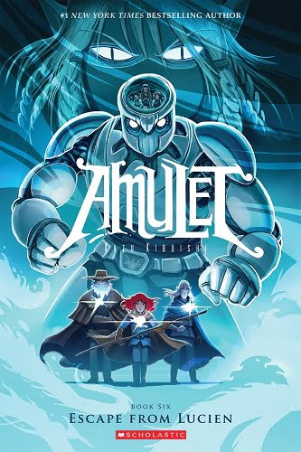 Amulet: Escape from Lucien