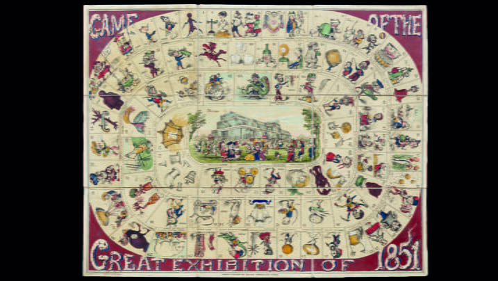 Exhibition 1851 game