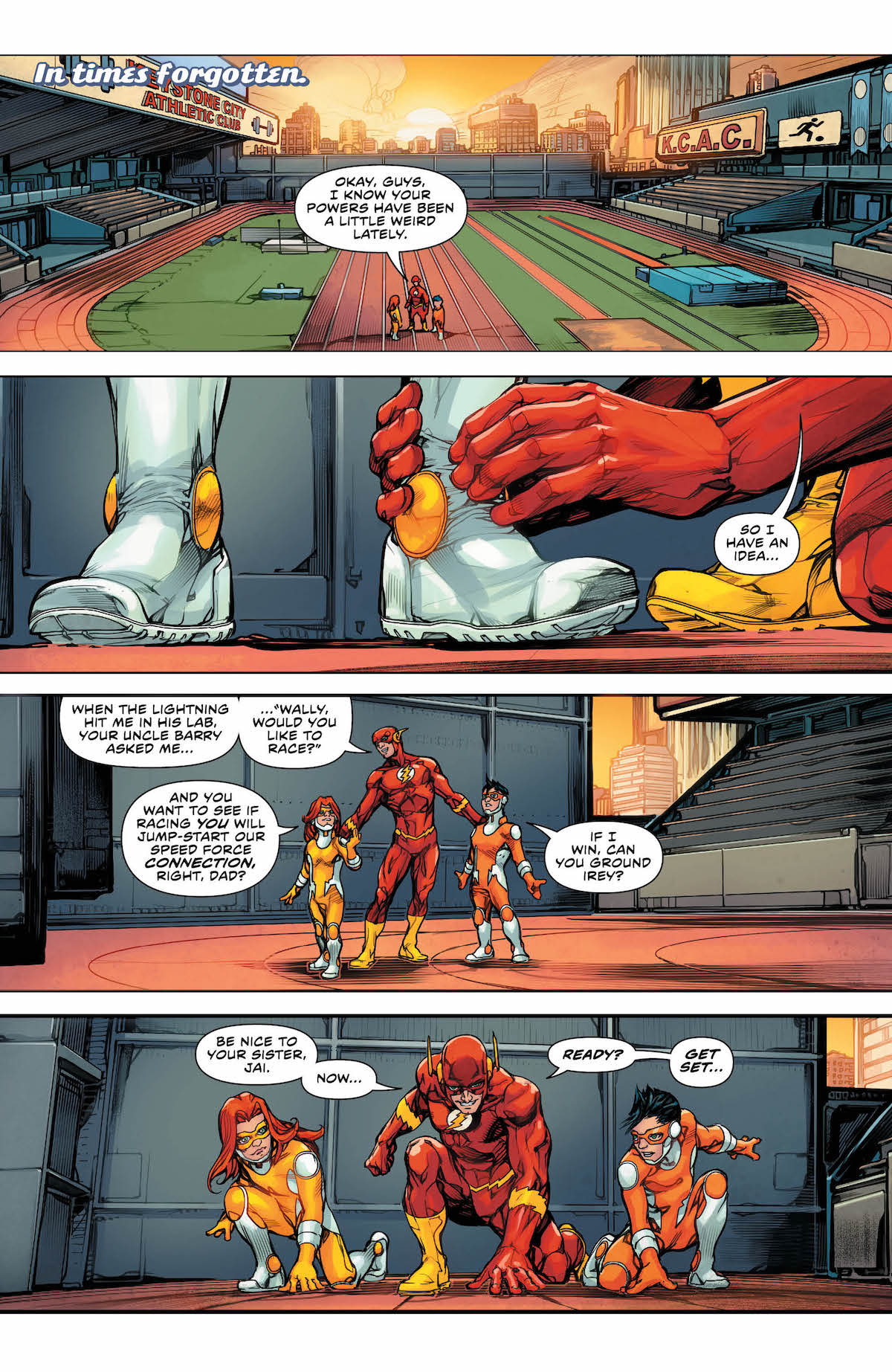 Flash #48 page 1