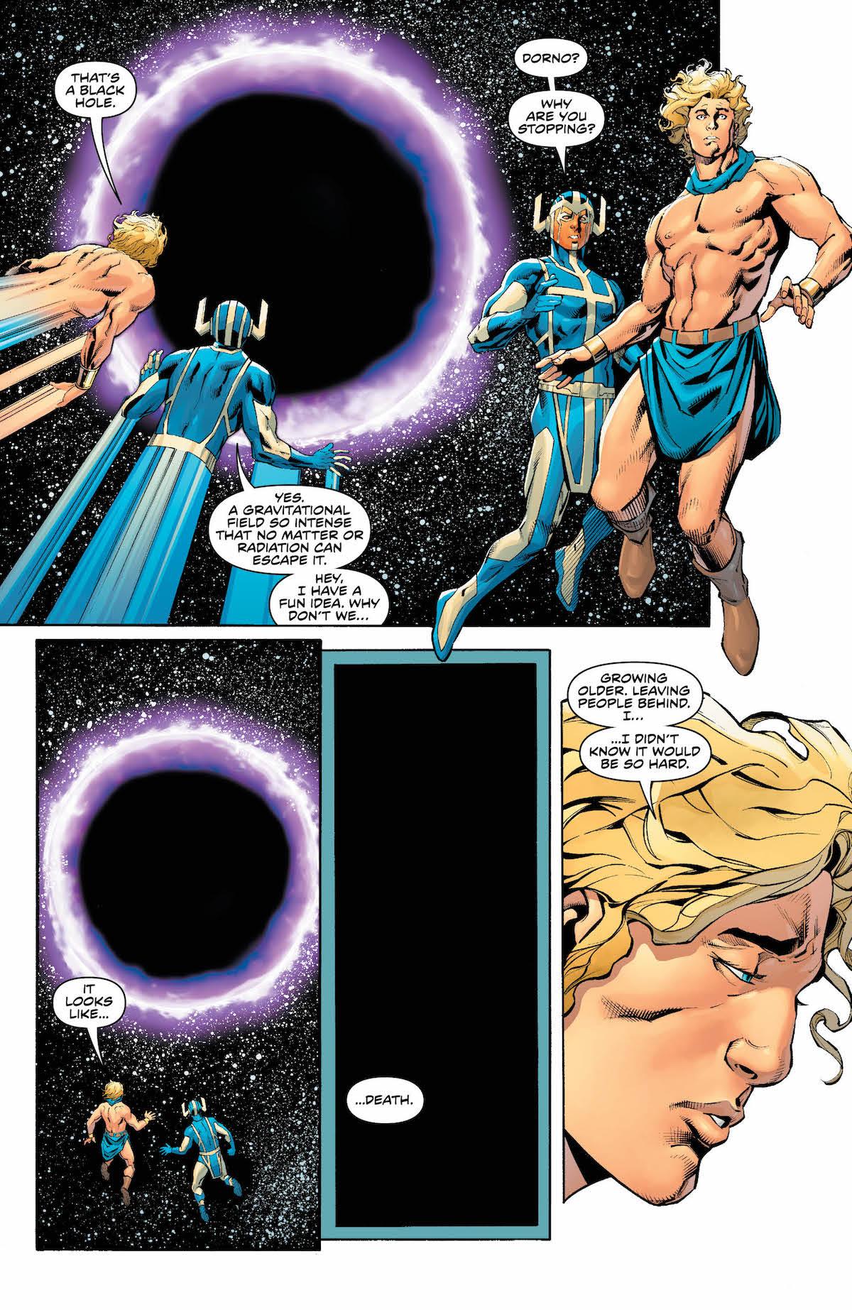 Future Quest Presents #11 page 3