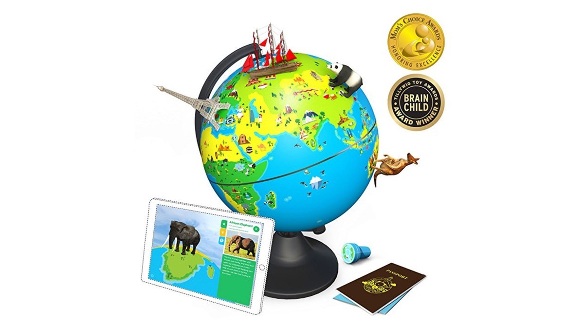 Geek Daily Deals 062418 augmented reality globe