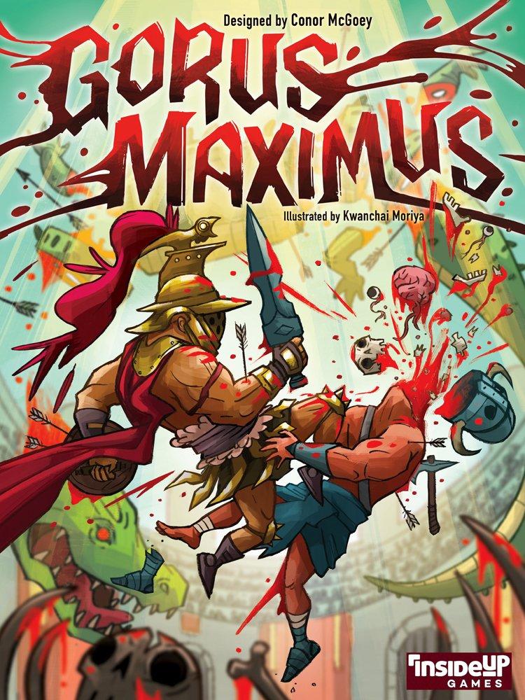 Gorus Maximus Cover