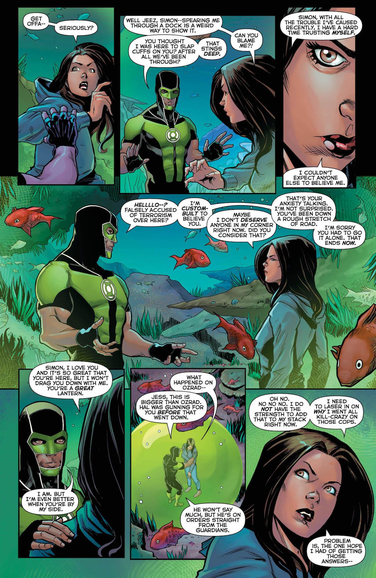 Green Lanterns #49 page 2