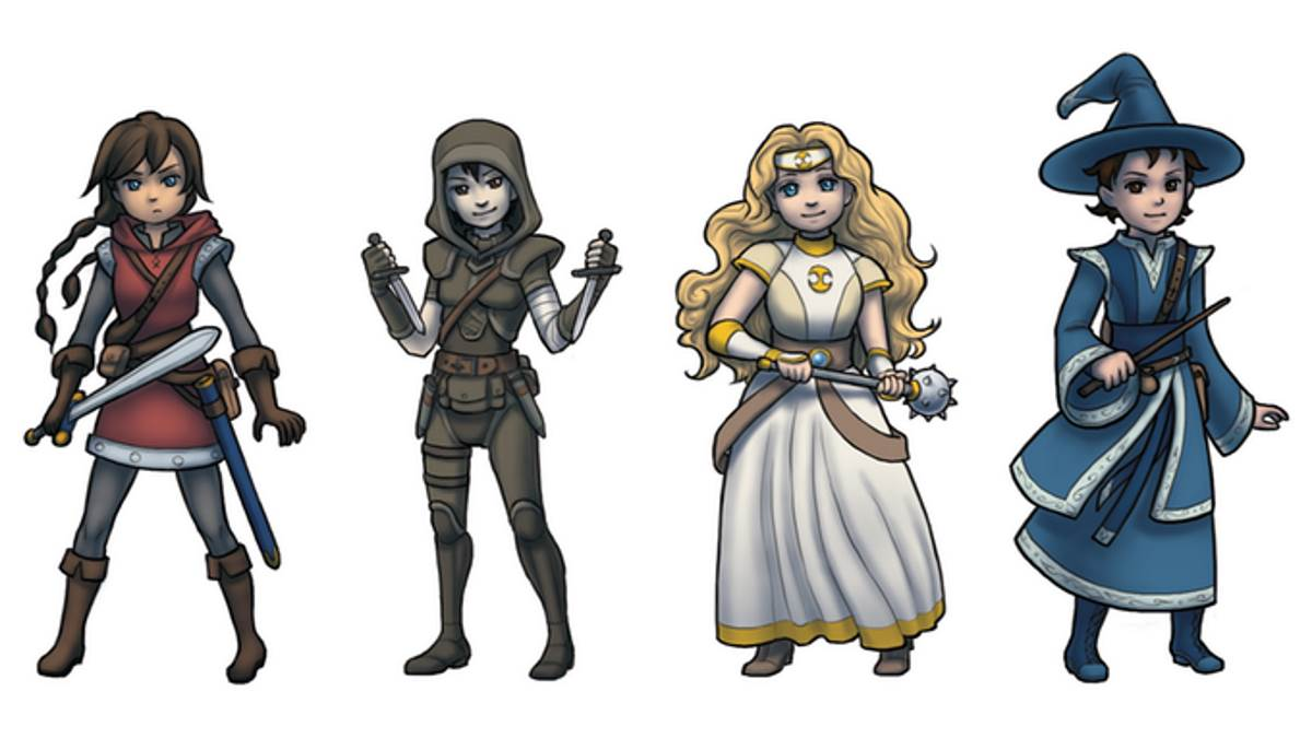 Heroes and Treasure Kickstarter