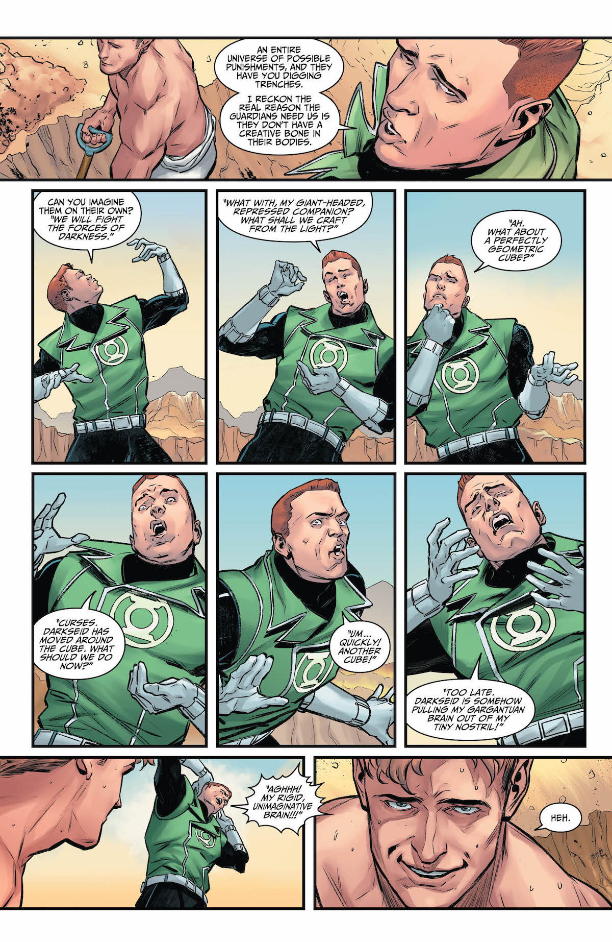 Injustice 2 #27 page 4