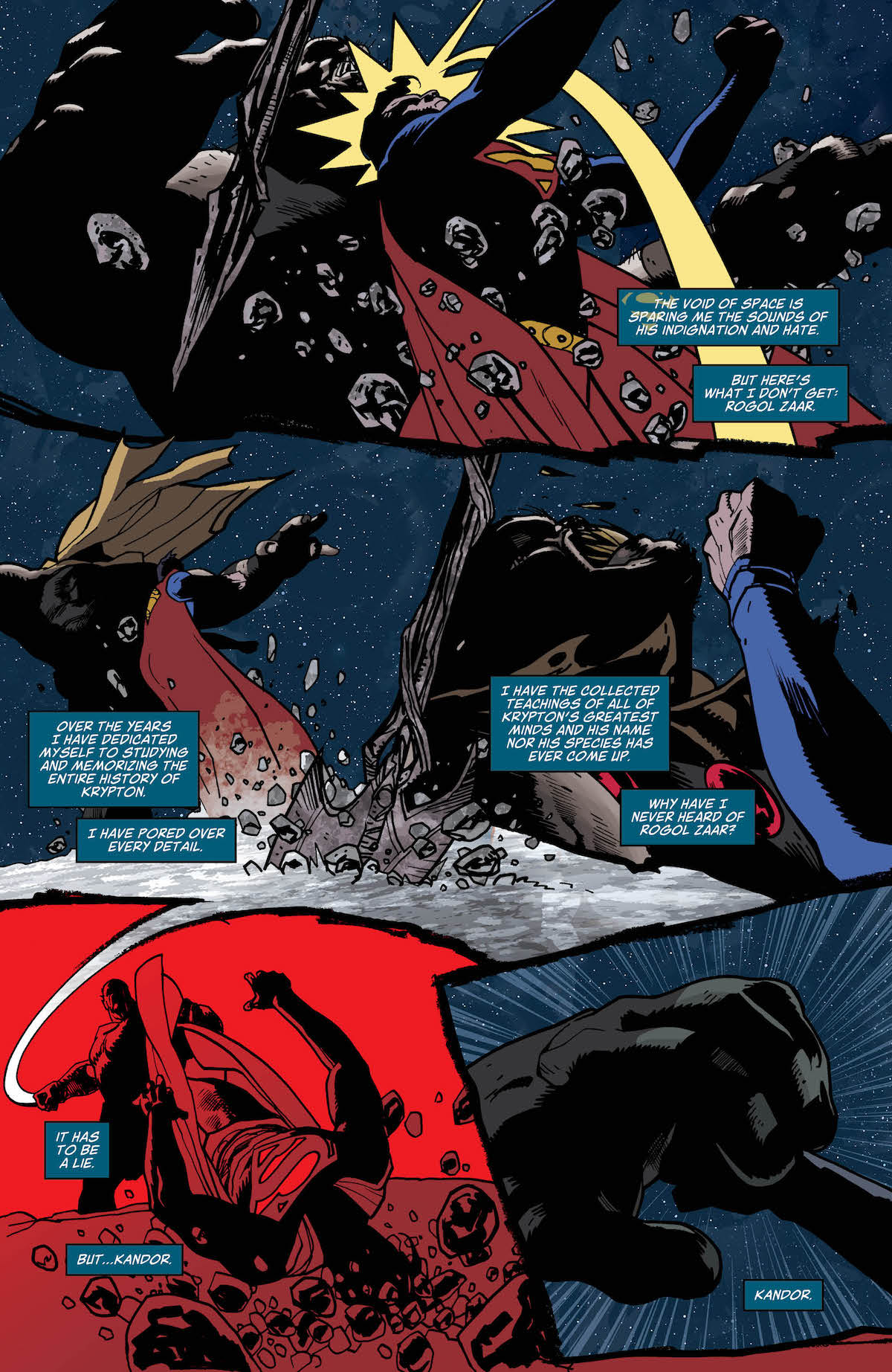 Man of Steel #5 page 5