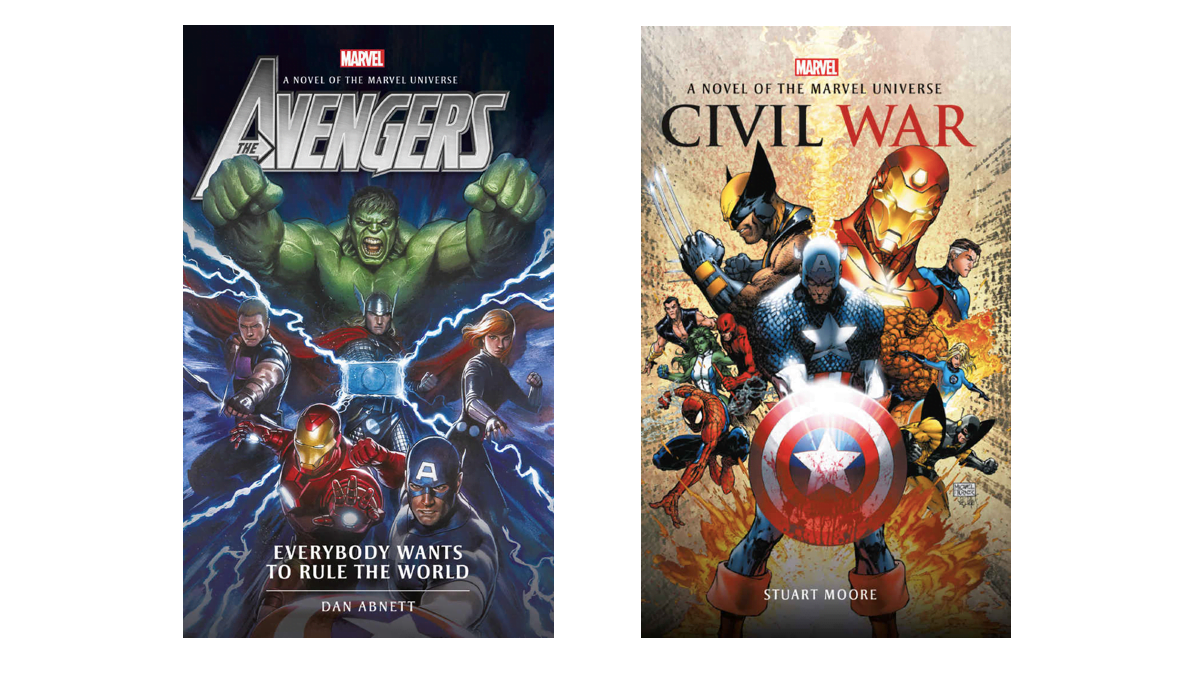 Marvel Universe FEature