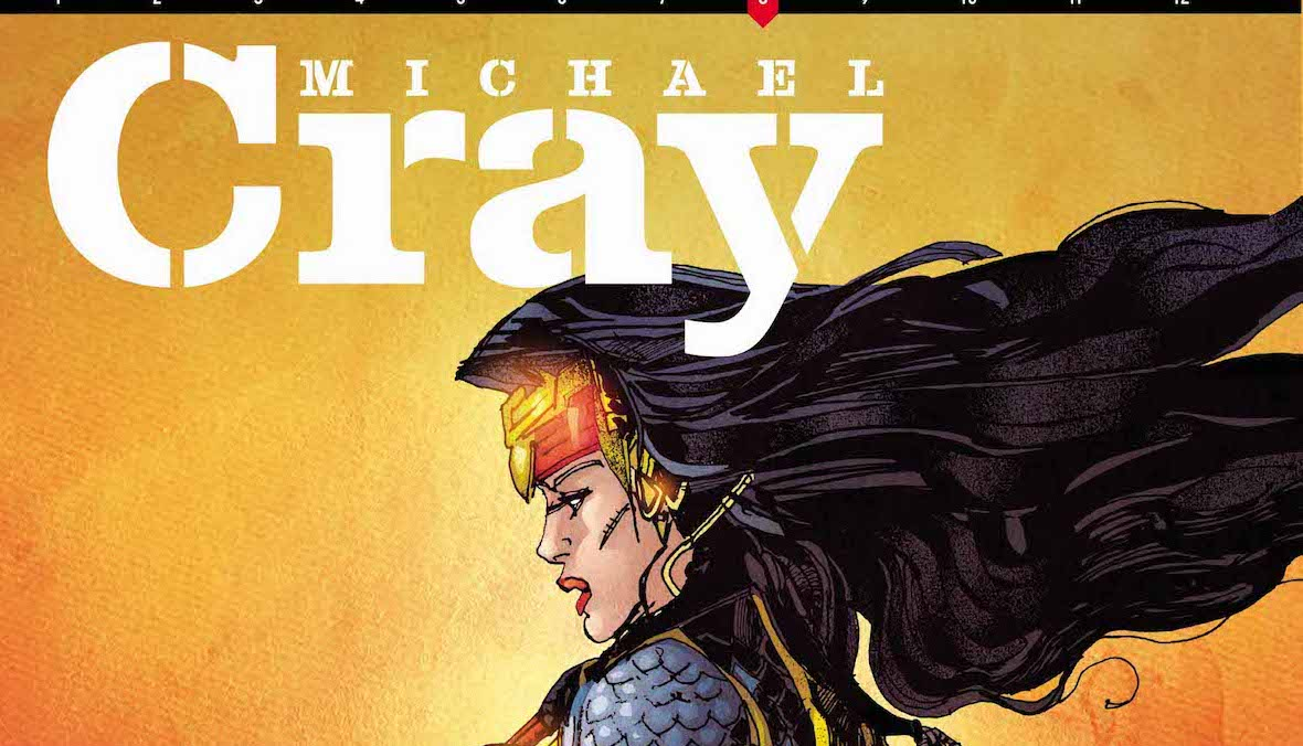 Michael Cray #8 cover