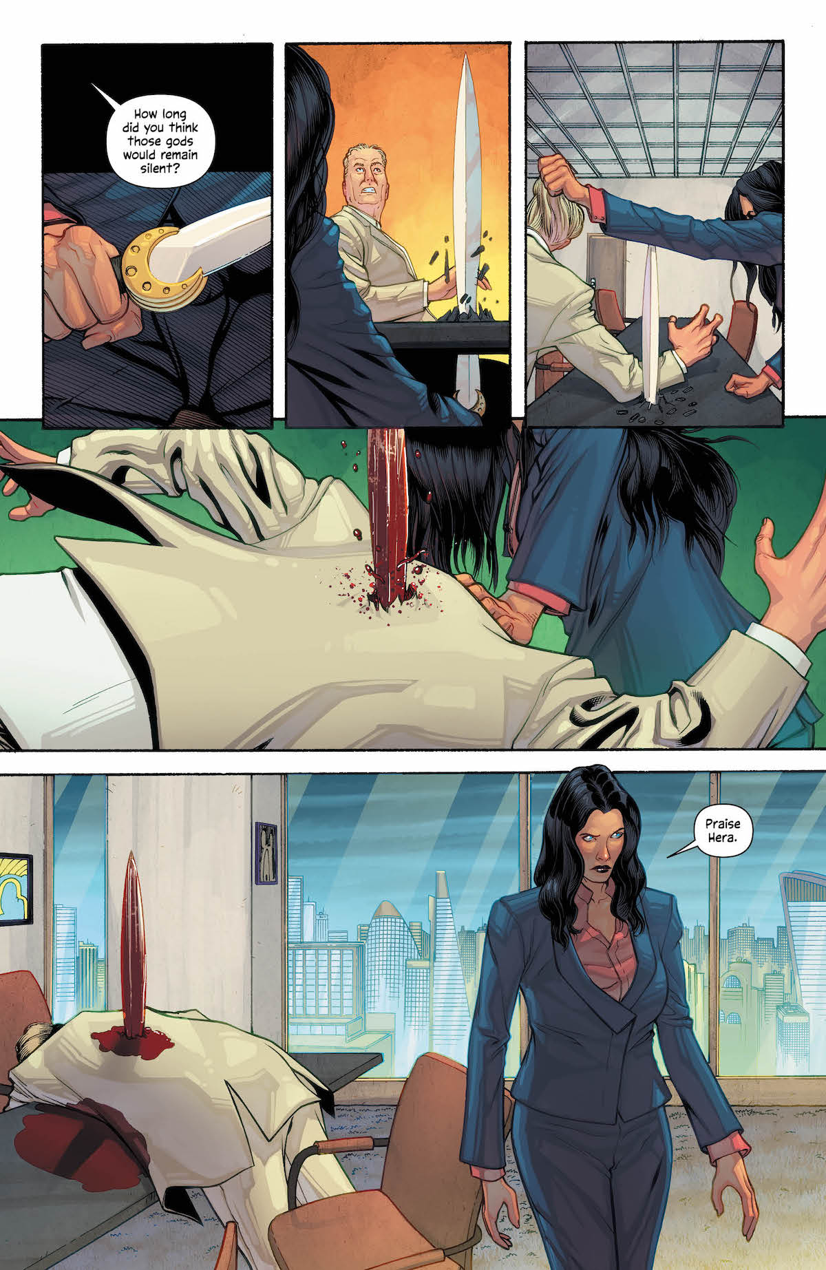 Michael Cray #8 page 2