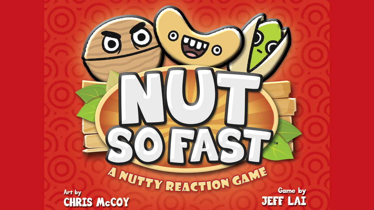 Nut So Fast logo