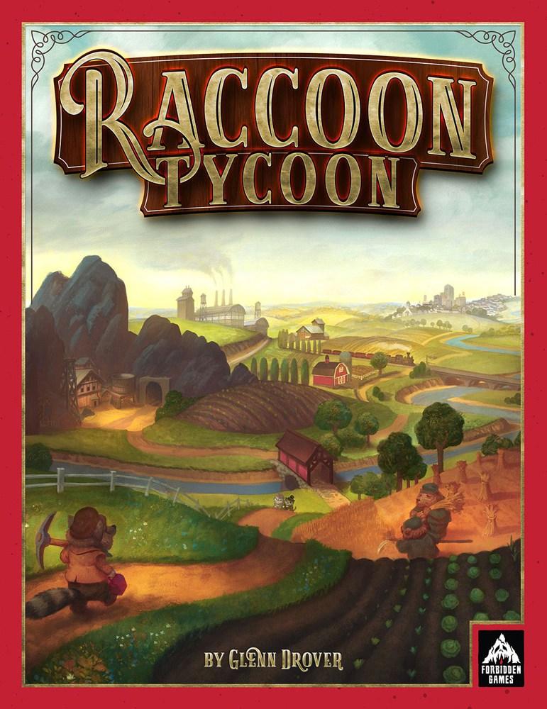 Raccoon Tycoon cover
